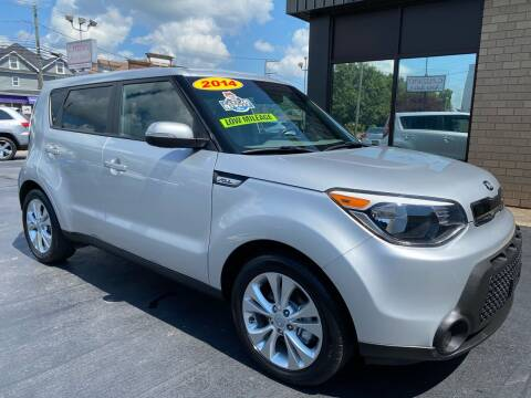 2014 Kia Soul for sale at C Pizzano Auto Sales in Wyoming PA