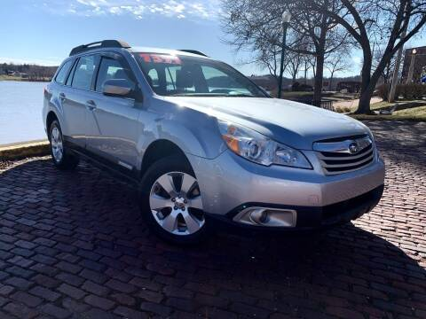 2012 Subaru Outback for sale at PUTNAM AUTO SALES INC in Marietta OH