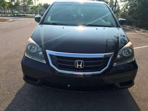 2010 Honda Odyssey for sale at Gulf Financial Solutions Inc DBA GFS Autos in Panama City Beach FL
