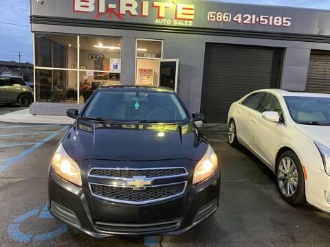 2013 Chevrolet Malibu for sale at Bi-Rite Auto Sales in Clinton Township MI