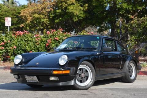 1986 Porsche 911 for sale at Milpas Motors in Santa Barbara CA