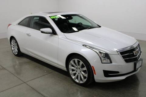 2018 Cadillac ATS for sale at Bob Clapper Automotive, Inc in Janesville WI