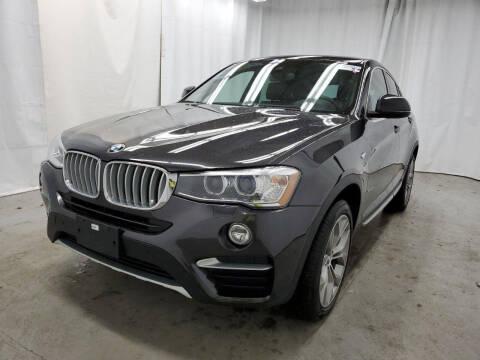 2018 BMW X4 for sale at BAVARIAN AUTOGROUP LLC in Kansas City MO