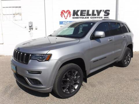 2020 Jeep Grand Cherokee for sale at Kelly's Chrysler Center in Ada MN