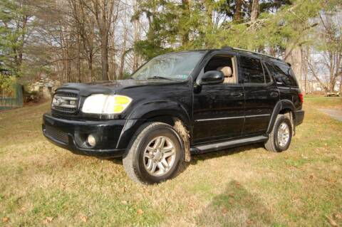 2003 Toyota Sequoia for sale at New Hope Auto Sales in New Hope PA