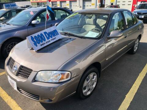 2005 Nissan Sentra for sale at Affordable Autos at the Lake in Denver NC