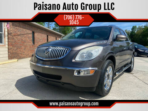 2008 Buick Enclave for sale at Paisano Auto Group LLC in Cornelia GA