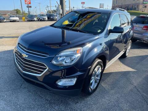 2016 Chevrolet Equinox for sale at Greg's Auto Sales in Poplar Bluff MO