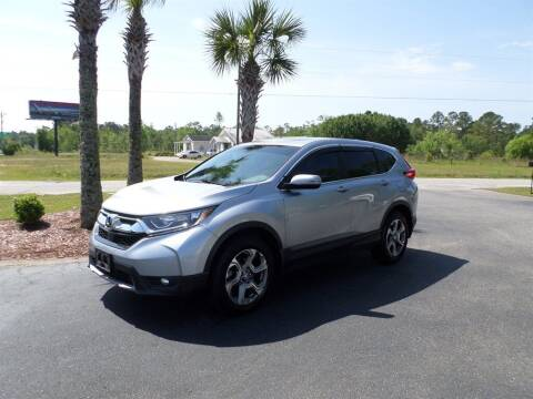 2018 Honda CR-V for sale at First Choice Auto Inc in Little River SC