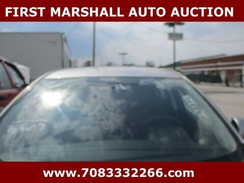 2013 Mazda MAZDA3 for sale at First Marshall Auto Auction in Harvey IL