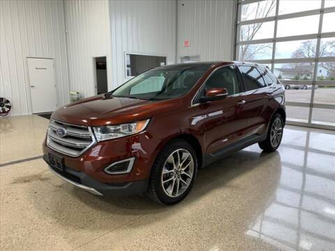 2016 Ford Edge for sale at PRINCE MOTORS in Hudsonville MI
