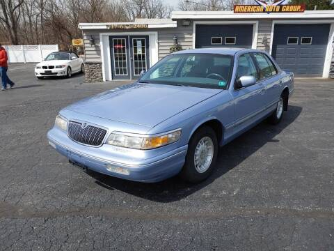 1997 Mercury Grand Marquis for sale at American Auto Group, LLC in Hanover PA