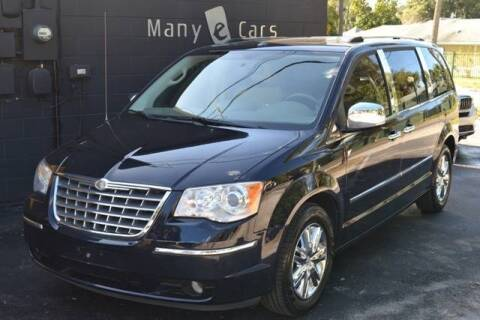2010 Chrysler Town and Country for sale at ManyEcars.com in Mount Dora FL