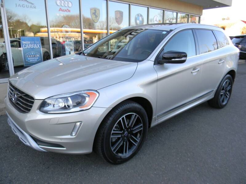 2017 Volvo XC60 for sale at Platinum Motorcars in Warrenton VA
