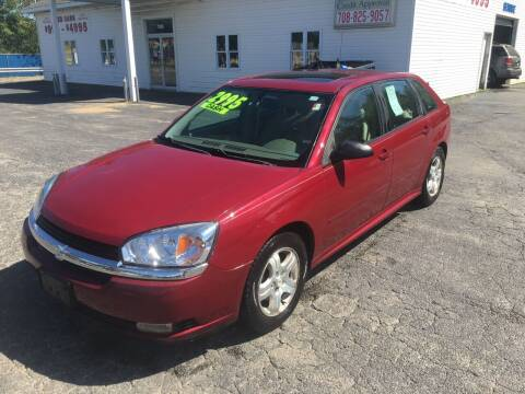 2004 Chevrolet Malibu Maxx for sale at ROUTE 6 AUTOMAX in Markham IL