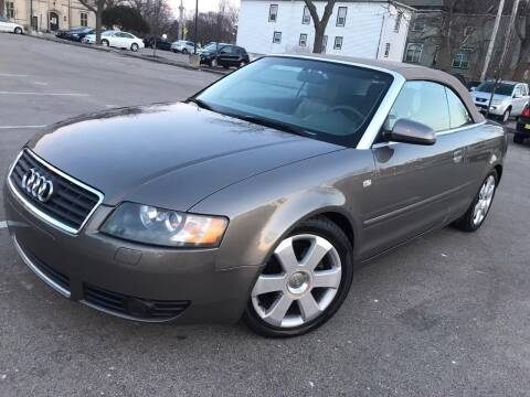 2003 Audi A4 for sale at Your Car Source in Kenosha WI