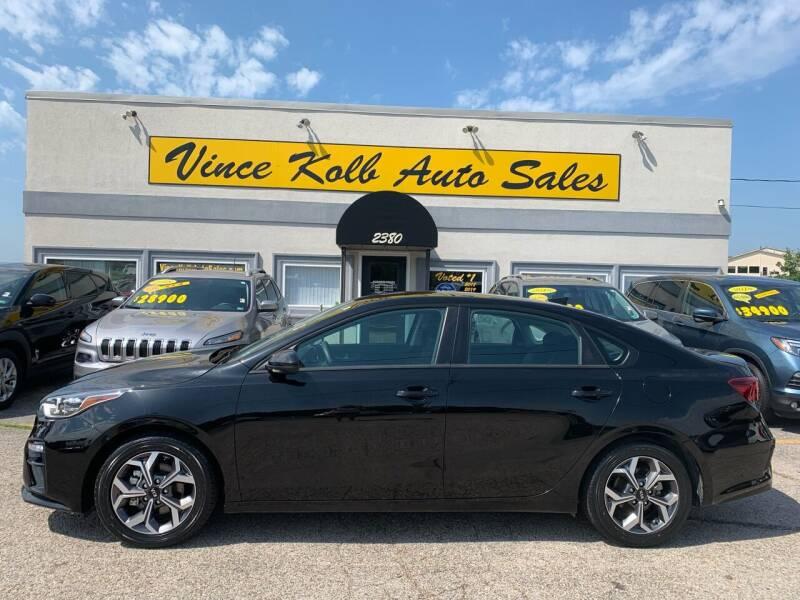 2019 Kia Forte for sale at Vince Kolb Auto Sales in Lake Ozark MO
