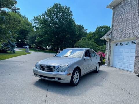 2002 Mercedes-Benz C-Class for sale at Willie Hensley in Frankfort KY