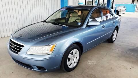 2009 Hyundai Sonata for sale at Bob Ross Motors in Tucson AZ