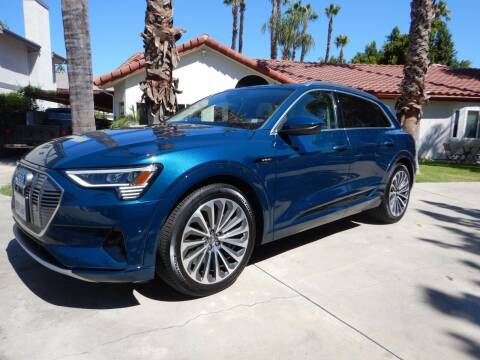 2019 Audi e-tron for sale at California Cadillac & Collectibles in Los Angeles CA
