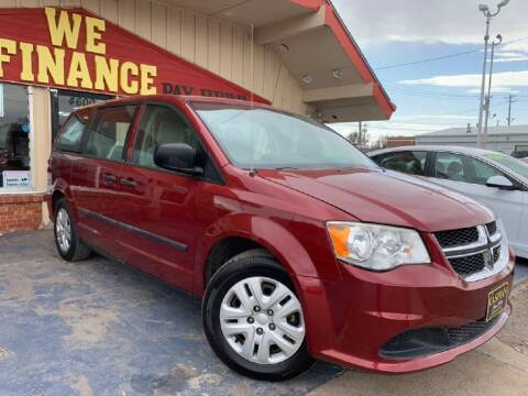2014 Dodge Grand Caravan for sale at Caspian Auto Sales in Oklahoma City OK