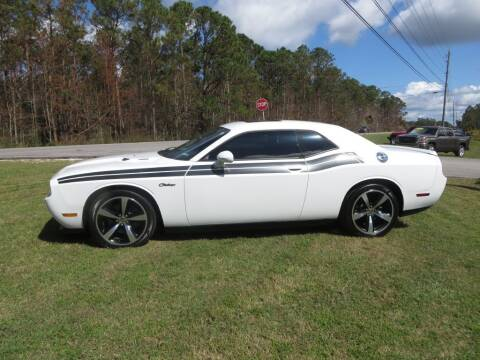 2014 Dodge Challenger for sale at Ward's Motorsports in Pensacola FL
