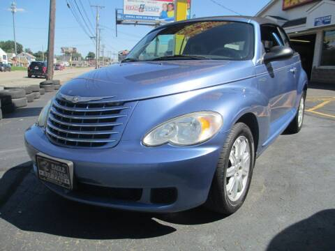 2006 Chrysler PT Cruiser for sale at GREG'S EAGLE AUTO SALES in Massillon OH