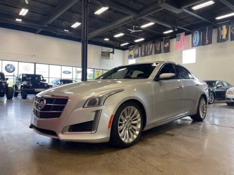 2014 Cadillac CTS for sale at CarNova in Sterling Heights MI