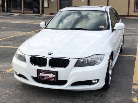 2011 BMW 3 Series for sale at Anamaks Motors LLC in Hudson NH
