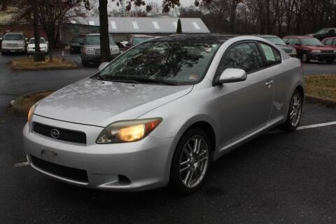2007 Scion tC for sale at Auto Bahn Motors in Winchester VA