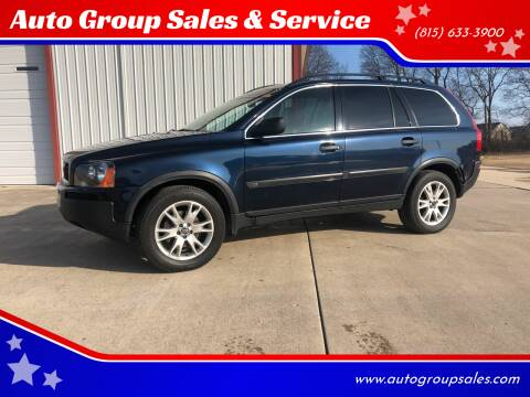 2004 Volvo XC90 for sale at Auto Group Sales in Roscoe IL