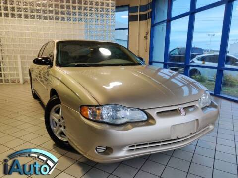 2004 Chevrolet Monte Carlo for sale at iAuto in Cincinnati OH