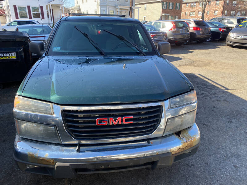 2005 GMC Canyon for sale at Choice Motor Group in Lawrence MA