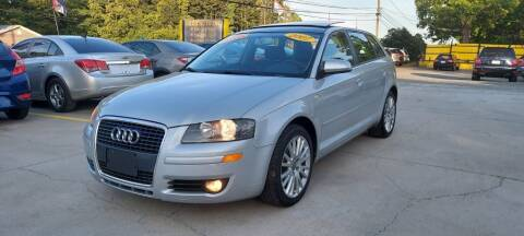 2007 Audi A3 for sale at DADA AUTO INC in Monroe NC