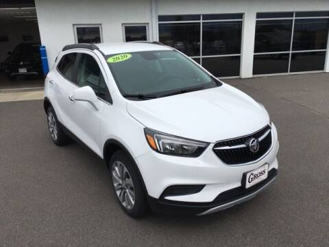 2020 Buick Encore for sale at Gross Motors of Marshfield in Marshfield WI