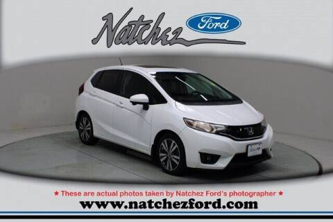 2016 Honda Fit for sale at Auto Group South - Natchez Ford Lincoln in Natchez MS
