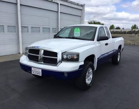 2006 Dodge Dakota for sale at My Three Sons Auto Sales in Sacramento CA