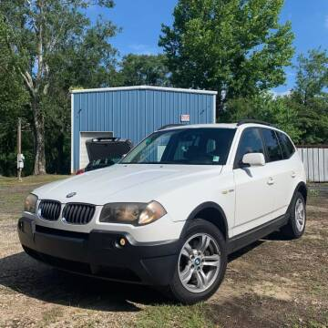 2005 BMW X3 for sale at CARZ4YOU.com in Robertsdale AL