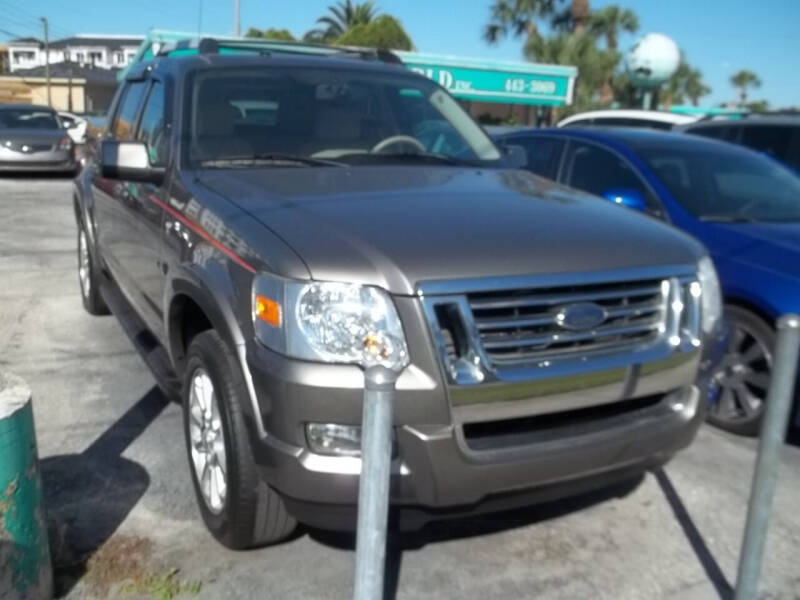 2007 Ford Explorer Sport Trac for sale at PJ's Auto World Inc in Clearwater FL