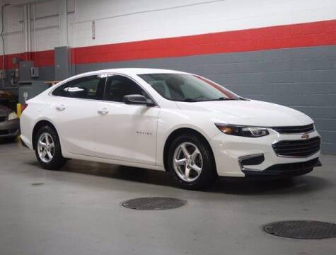 2018 Chevrolet Malibu for sale at CU Carfinders in Norcross GA