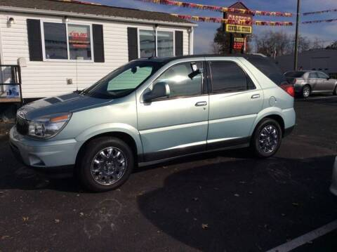 2006 Buick Rendezvous for sale at BISHOP MOTORS inc. in Mount Carmel IL
