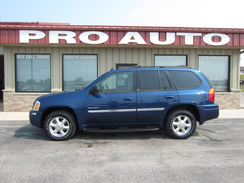2006 GMC Envoy for sale at Pro Auto Sales in Carroll IA