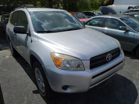 2007 Toyota RAV4 for sale at ARP in Waukesha WI