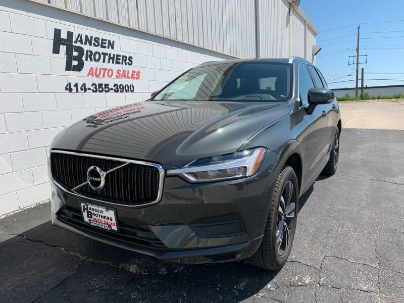 2020 Volvo XC60 for sale at HANSEN BROTHERS AUTO SALES in Milwaukee WI