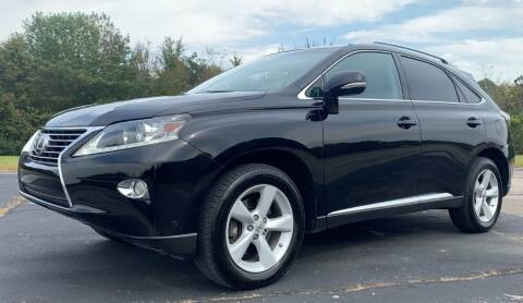 2013 Lexus RX 350 for sale at Crawley Motor Co in Parsons TN