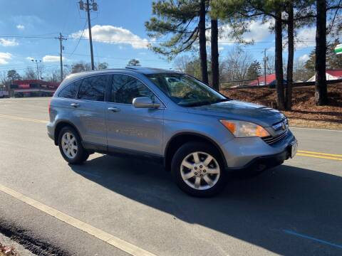 2007 Honda CR-V for sale at THE AUTO FINDERS in Durham NC