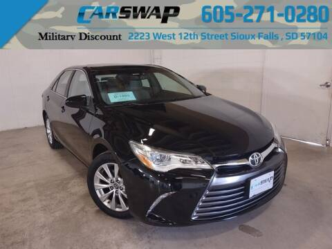 2016 Toyota Camry for sale at CarSwap in Sioux Falls SD