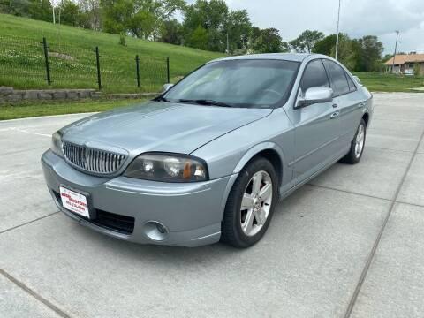 2006 Lincoln LS for sale at BIG O MOTORS LLC in Omaha NE