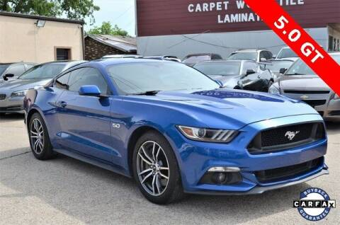 2017 Ford Mustang for sale at LAKESIDE MOTORS, INC. in Sachse TX