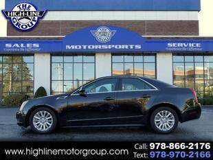 2010 Cadillac CTS for sale at Highline Group Motorsports in Lowell MA